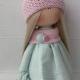 خرید و قیمت عروسک روسی طرح میترا از آف ایران