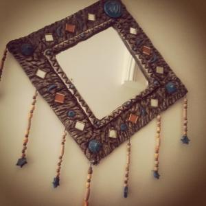 خرید و قیمت آینه سنتی (طرح آتوسا) از آف ایران