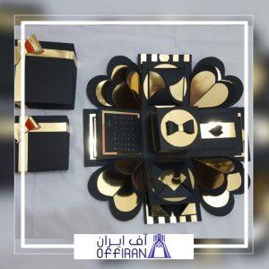 خرید و قیمت جعبه سورپرایز مدل عشق از آف ایران