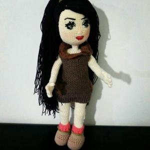خرید و قیمت عروسک روژینا (قلاب بافی) از آف ایران