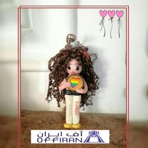 خرید و قیمت عروسک خمیری (طرح آیدان) از آف ایران