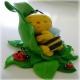 خرید و قیمت عروسک خمیری طرح زنبور از آف ایران