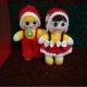 خرید و قیمت عروسک بافتنی سام و سارا از آف ایران