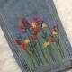 خرید و قیمت سوزن دوزی روی شلوار جین از آف ایران