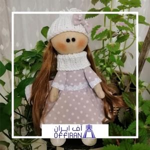 خرید و قیمت عروسک روسی طرح دلارام از آف ایران