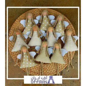 خرید و قیمت عروسک های پارچه ای طرح فرشته از آف ایران